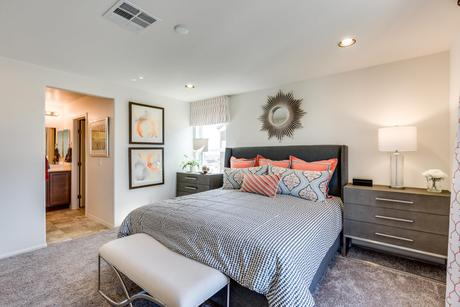 Bedroom-in-Riverstone 1613-at-Riverstone-in-North Las Vegas
