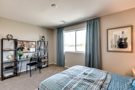 Bedroom-in-Riverstone 1863-at-Riverstone-in-North Las Vegas