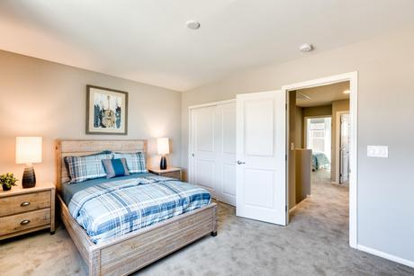 Bedroom-in-Riverstone 1863-at-Riverstone-in-North Las Vegas