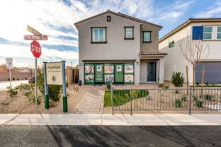 Brookfied by Harmony Homes in Las Vegas Nevada