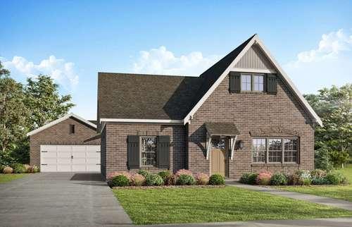 Lexington A - Series 2-Design-at-Woodward Oaks-in-Auburn