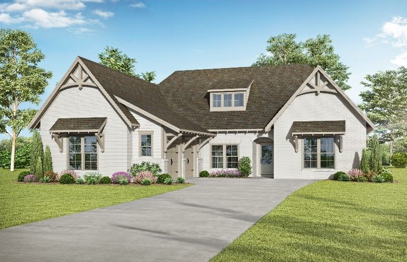 Exterior featured in the Collinwood By Harris Doyle Homes Inc in Birmingham, AL