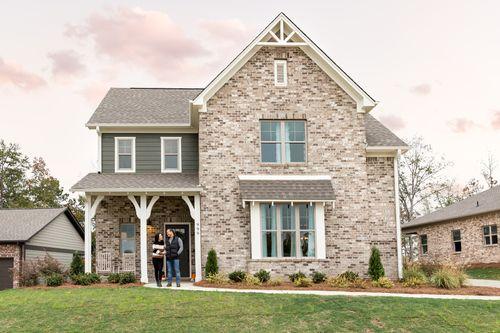 Riverwoods by Harris Doyle Homes Inc in Birmingham Alabama
