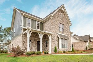 homes in Riverwoods by Harris Doyle Homes Inc