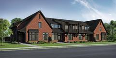 The Bray Townhomes - Left Exterior