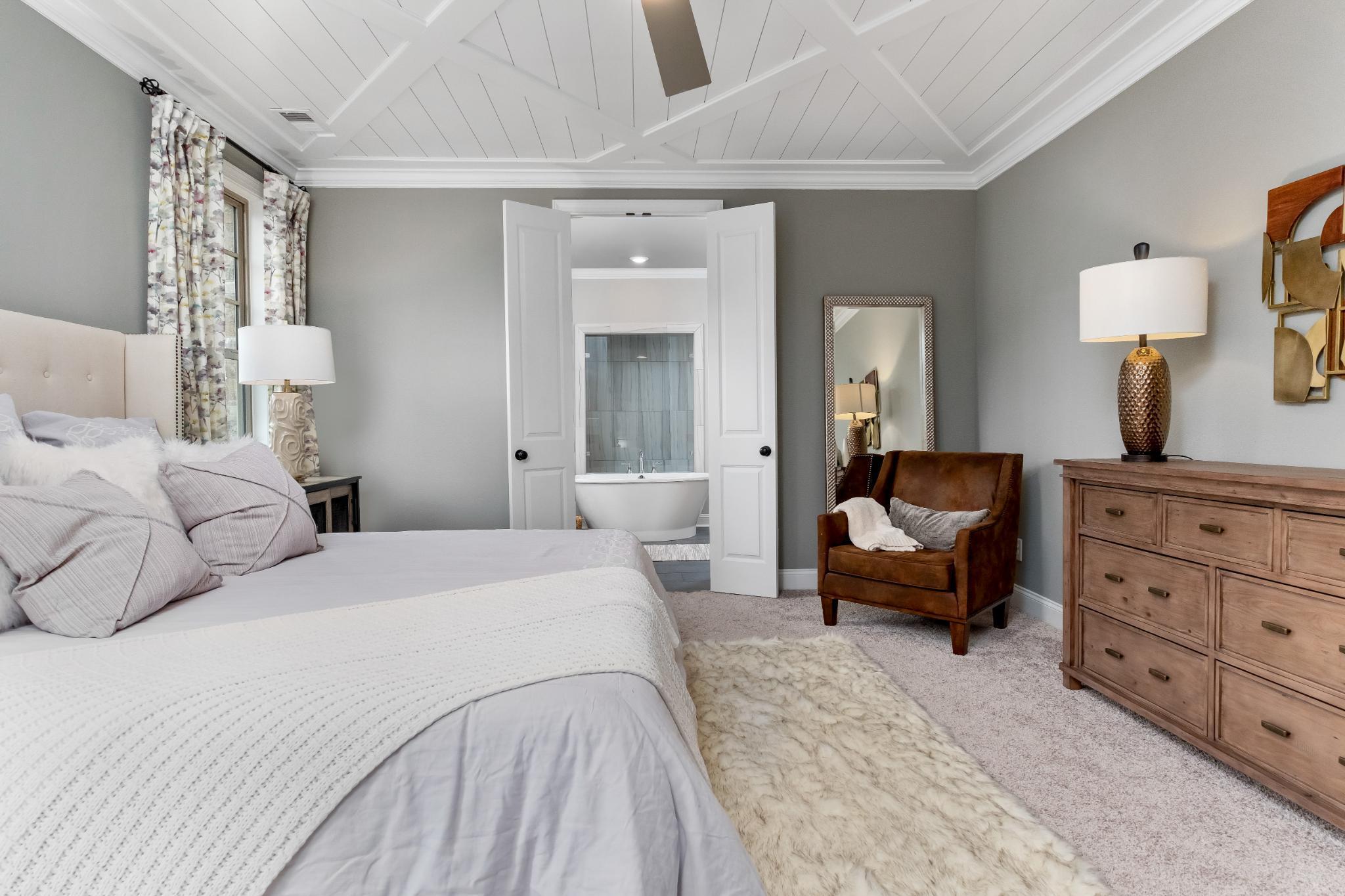 Bedroom featured in the Rosemont By Harris Doyle Homes Inc in Birmingham, AL