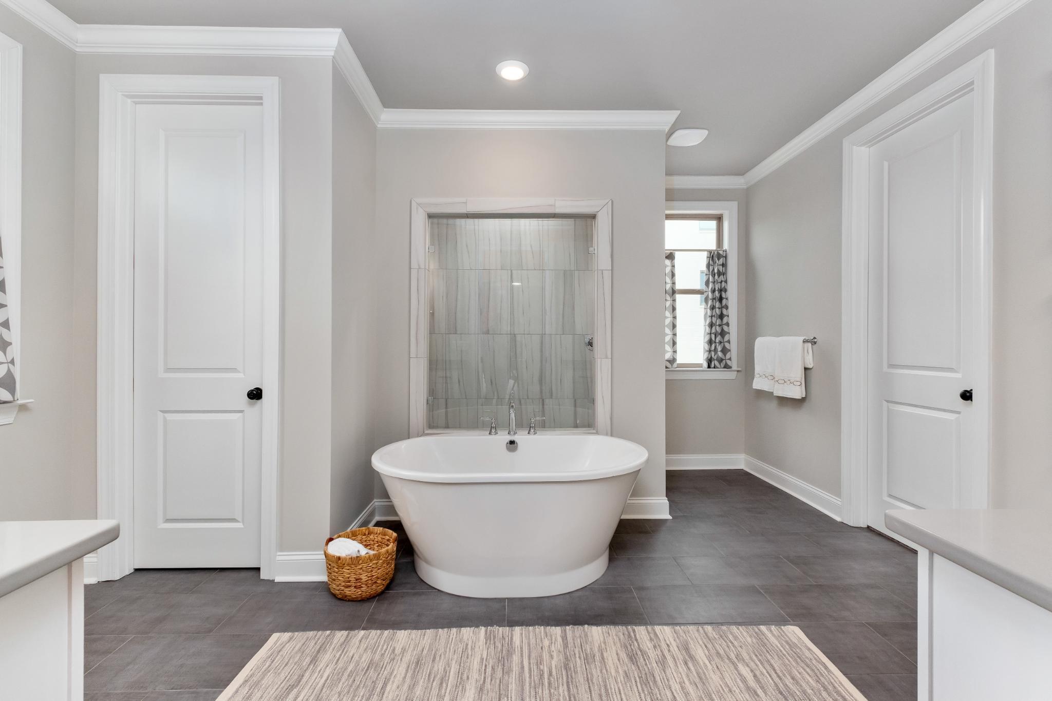 Bathroom featured in the Rosemont By Harris Doyle Homes Inc in Birmingham, AL