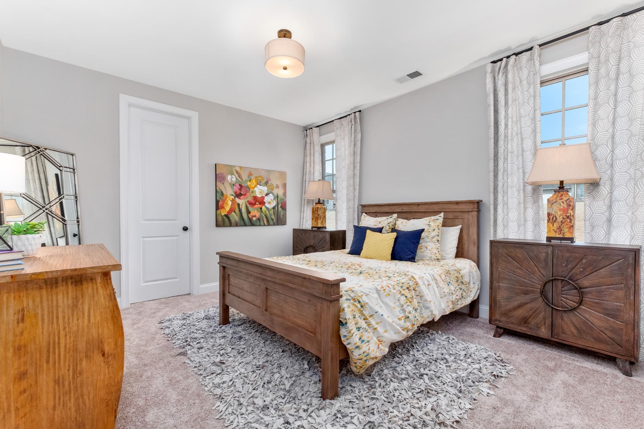 Bedroom featured in the Rosemont By Harris Doyle Homes Inc in Auburn-Opelika, AL