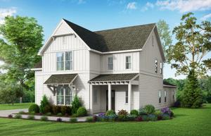 homes in Simms Landing by Harris Doyle Homes Inc