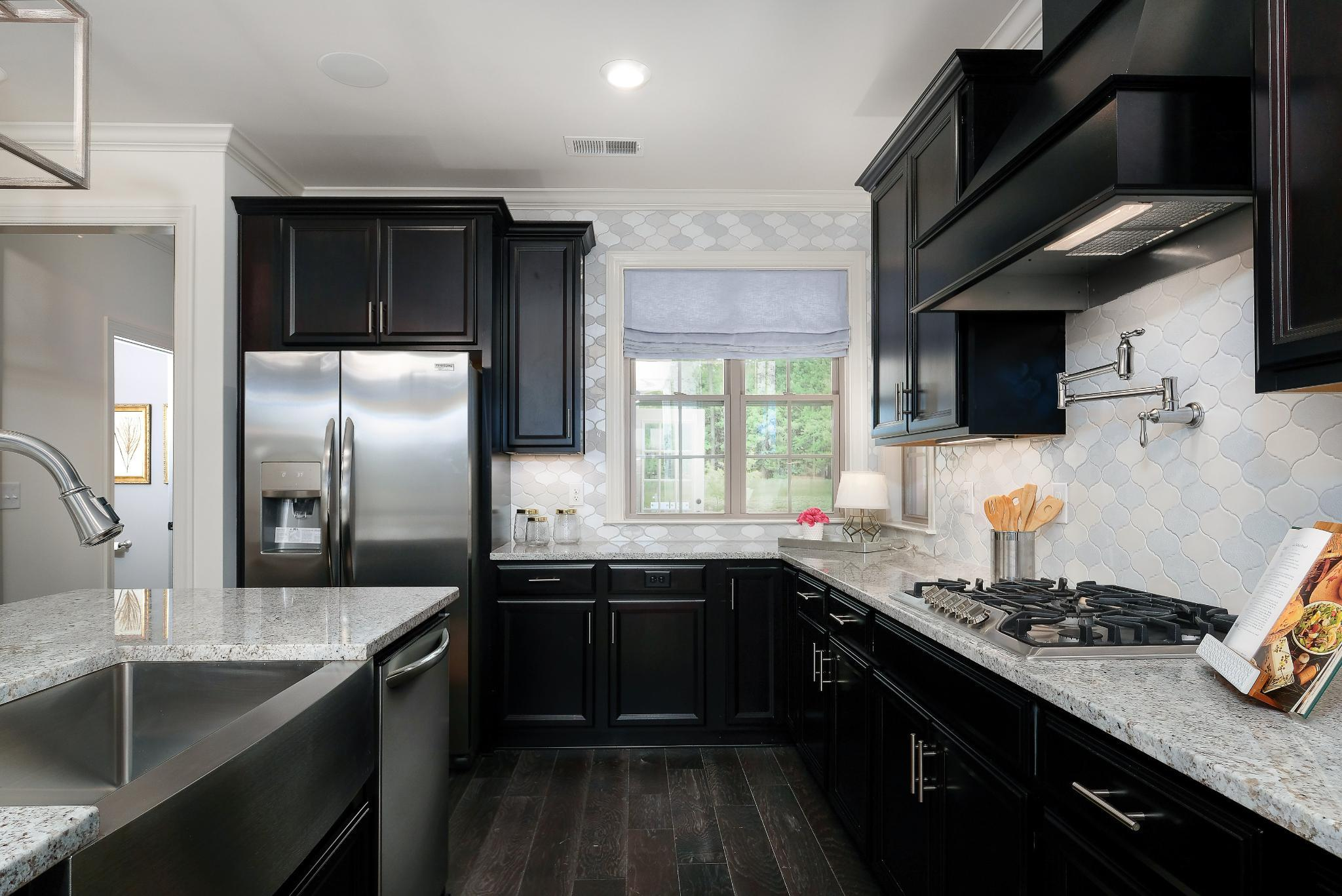 Kitchen featured in the Sagewood By Harris Doyle Homes Inc in Birmingham, AL