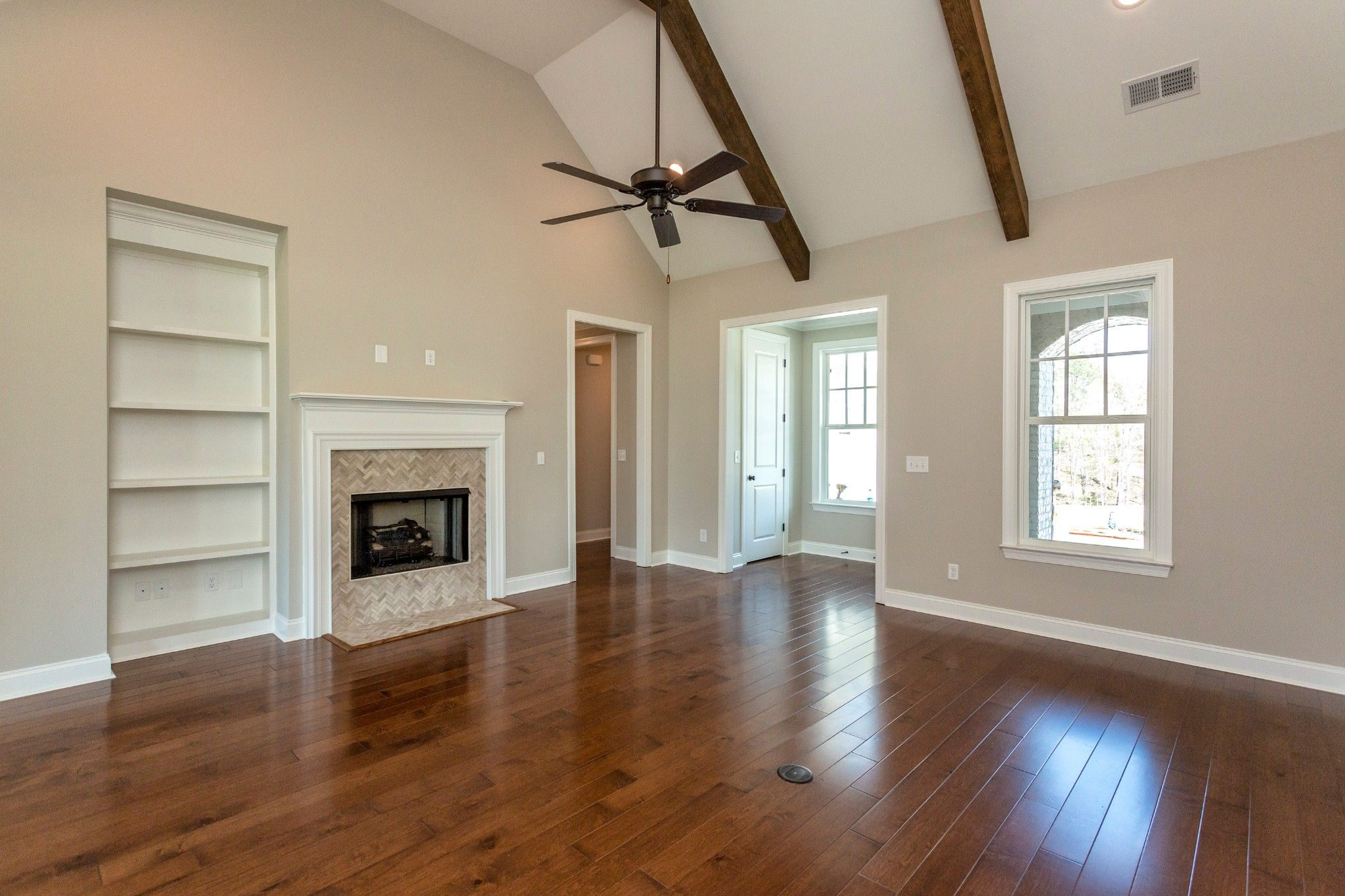 Living Area featured in the Millbrook By Harris Doyle Homes Inc in Auburn-Opelika, AL