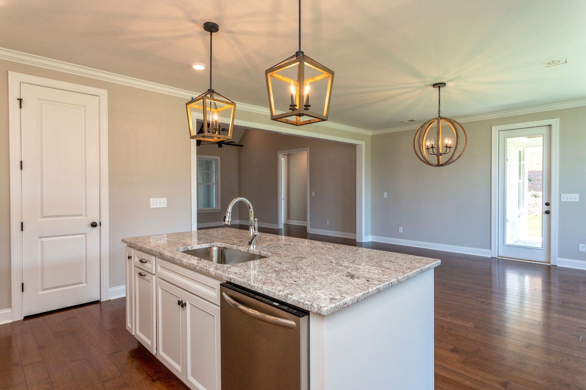 Kitchen featured in the Millbrook By Harris Doyle Homes Inc in Auburn-Opelika, AL