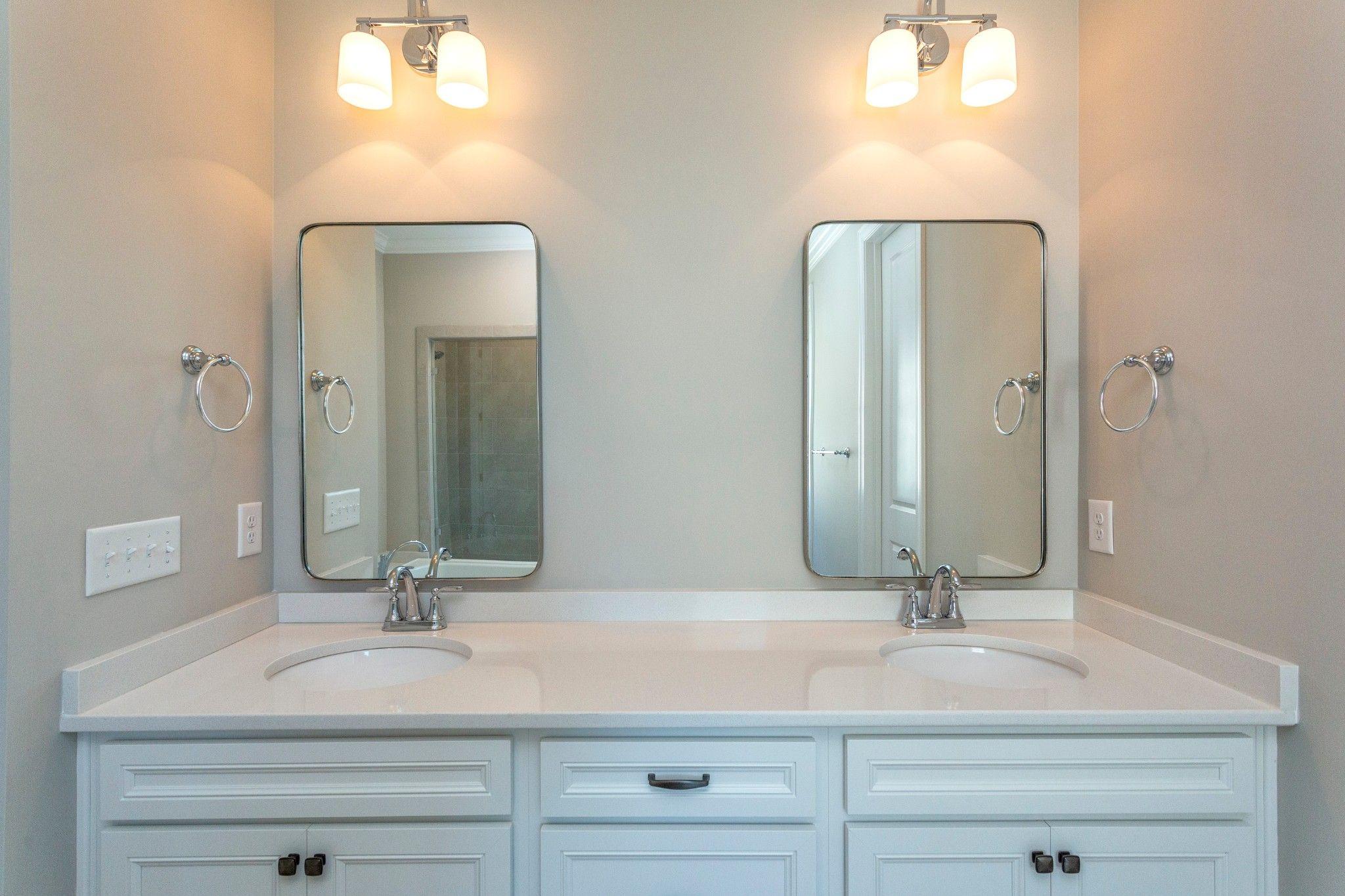 Bathroom featured in the Millbrook By Harris Doyle Homes Inc in Birmingham, AL