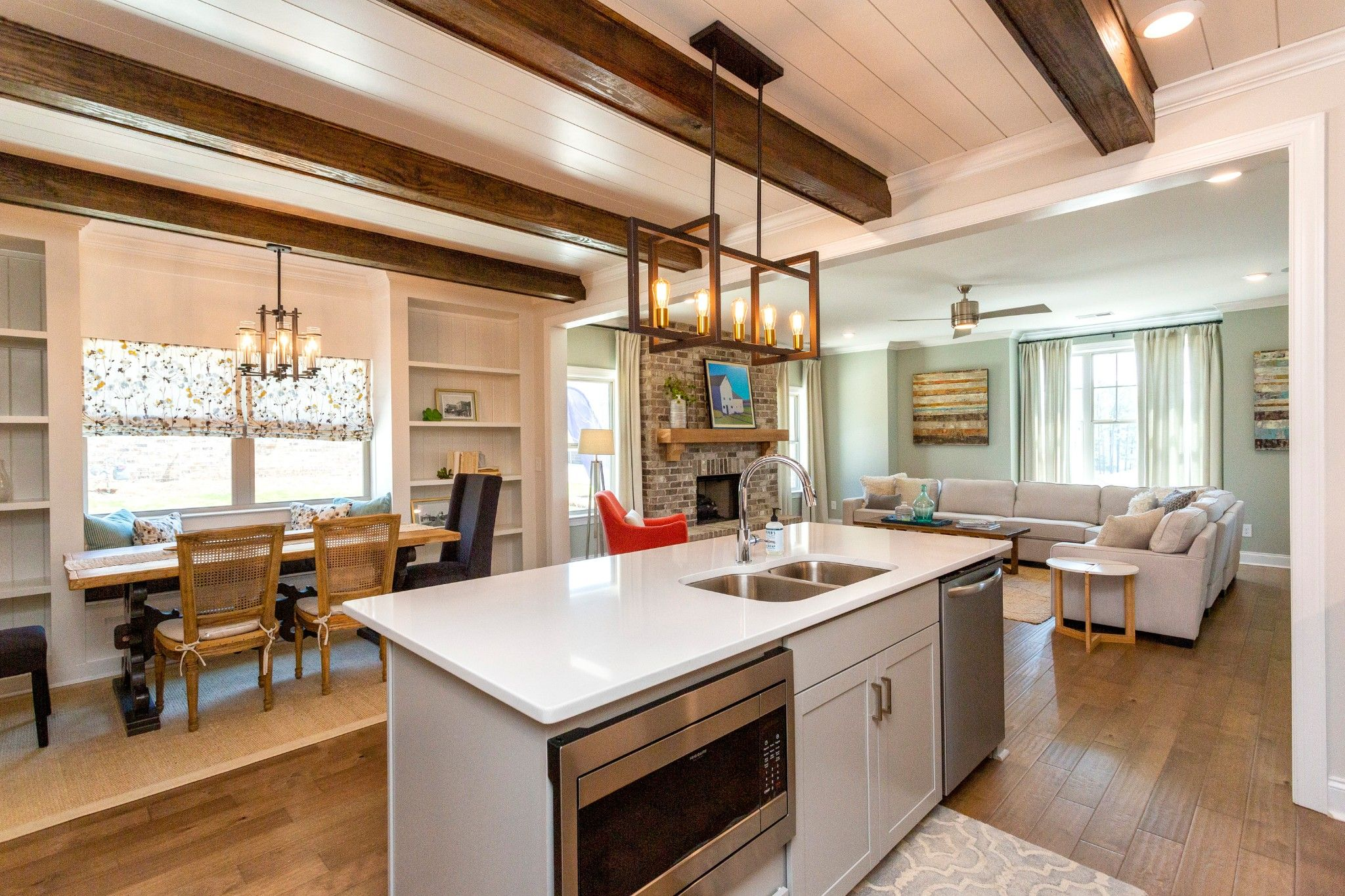 Kitchen featured in the Jefferson By Harris Doyle Homes Inc in Birmingham, AL