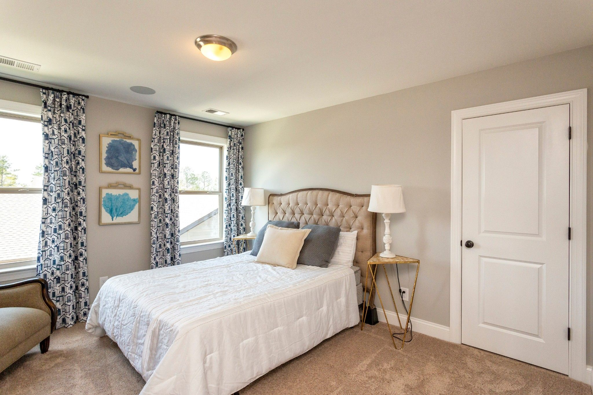 Bedroom featured in the Jefferson By Harris Doyle Homes Inc in Birmingham, AL
