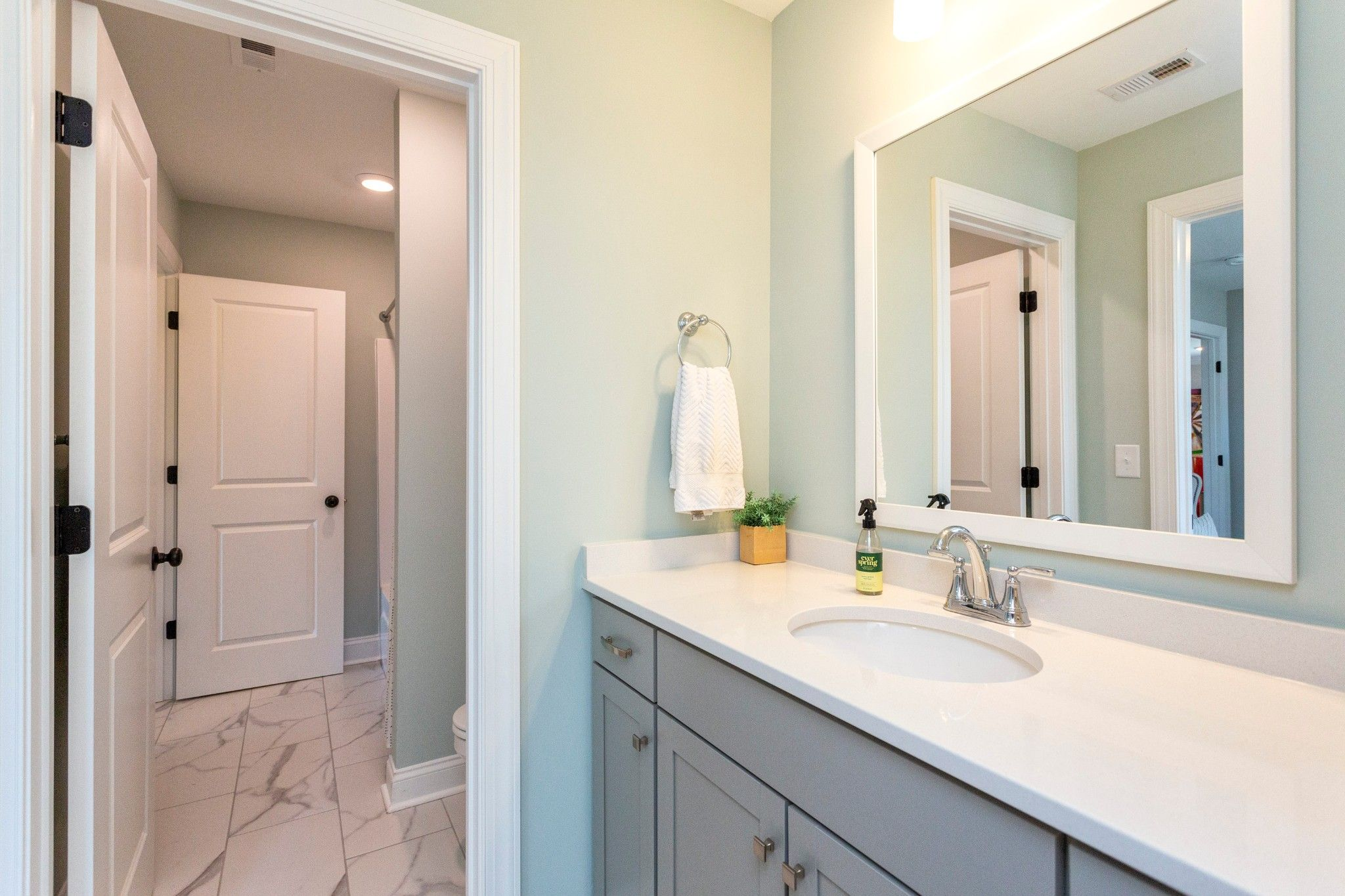 Bathroom featured in the Jefferson By Harris Doyle Homes Inc in Birmingham, AL