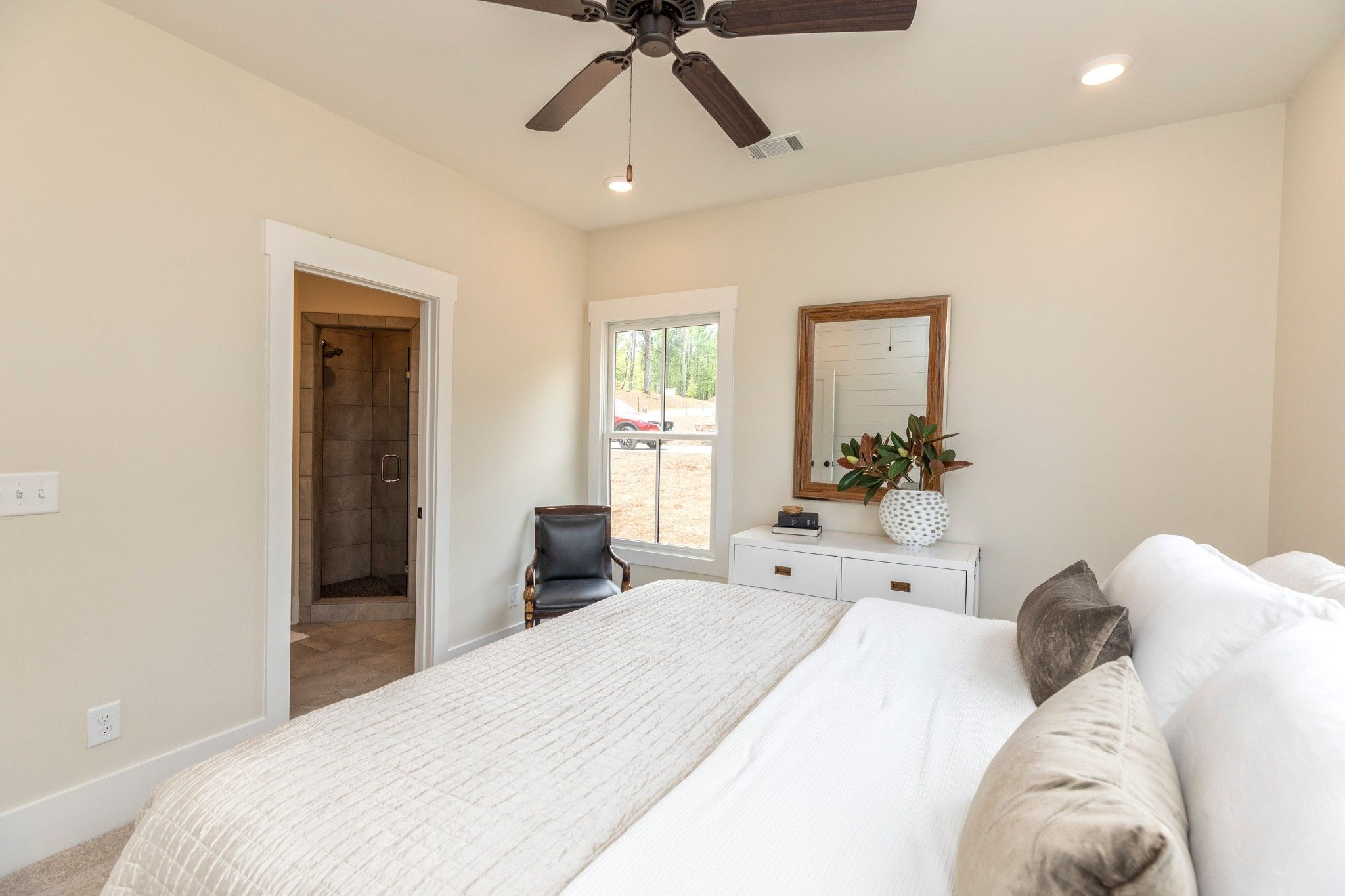 Bedroom featured in the Willow Interior By Harris Doyle Homes Inc in Montgomery, AL