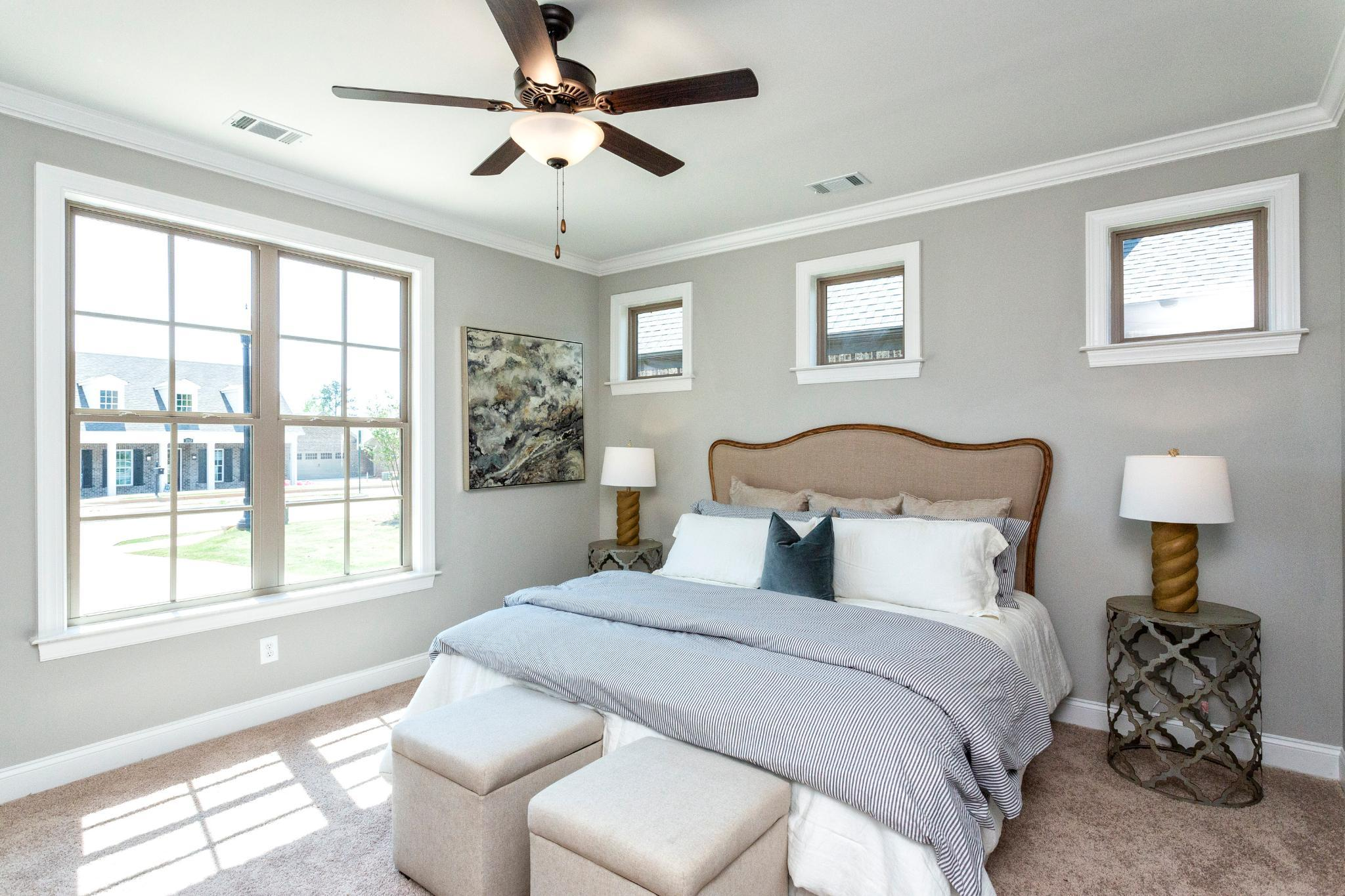 Bedroom featured in the Collinwood By Harris Doyle Homes Inc in Birmingham, AL