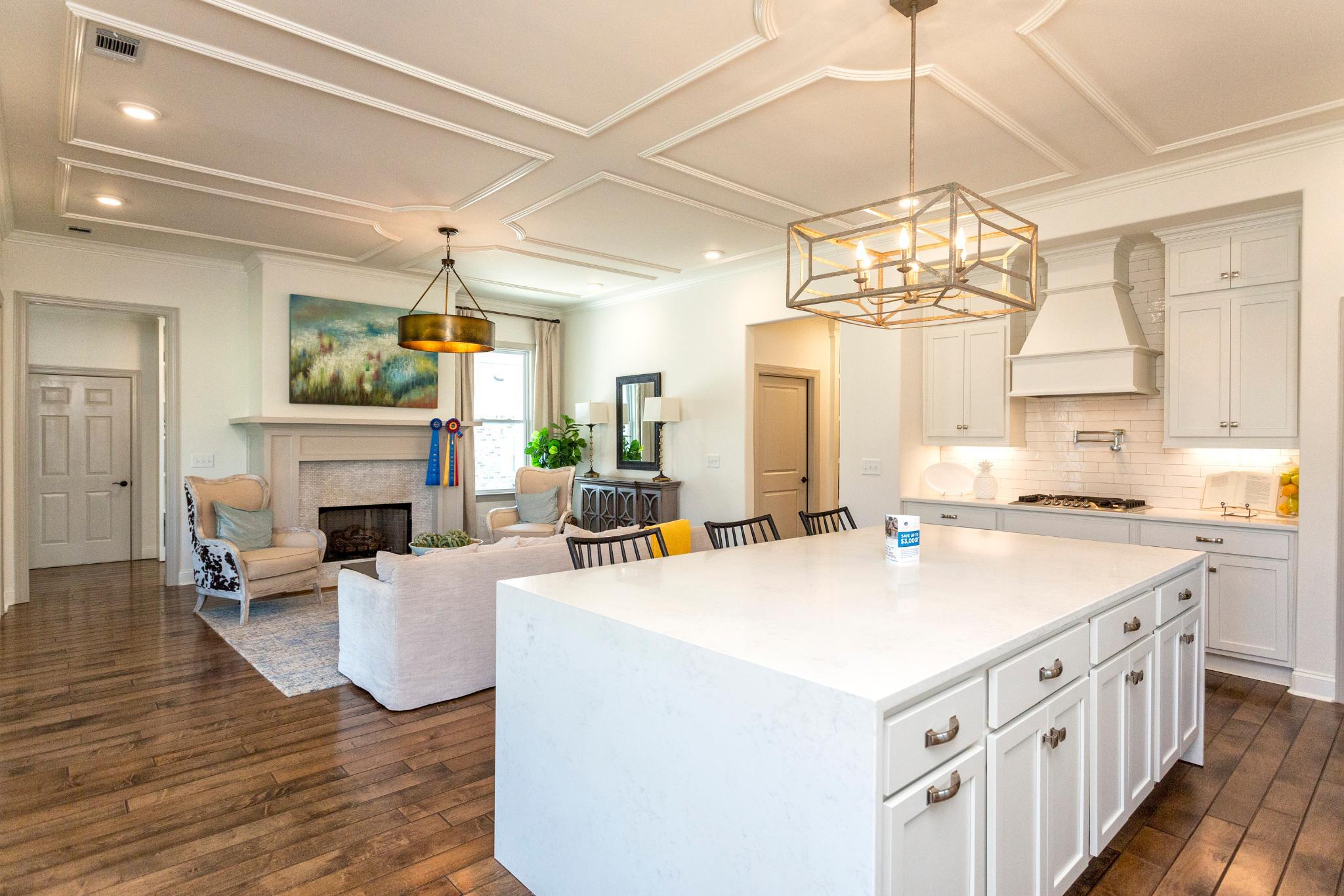 Living Area featured in the Sheffield By Harris Doyle Homes Inc in Birmingham, AL