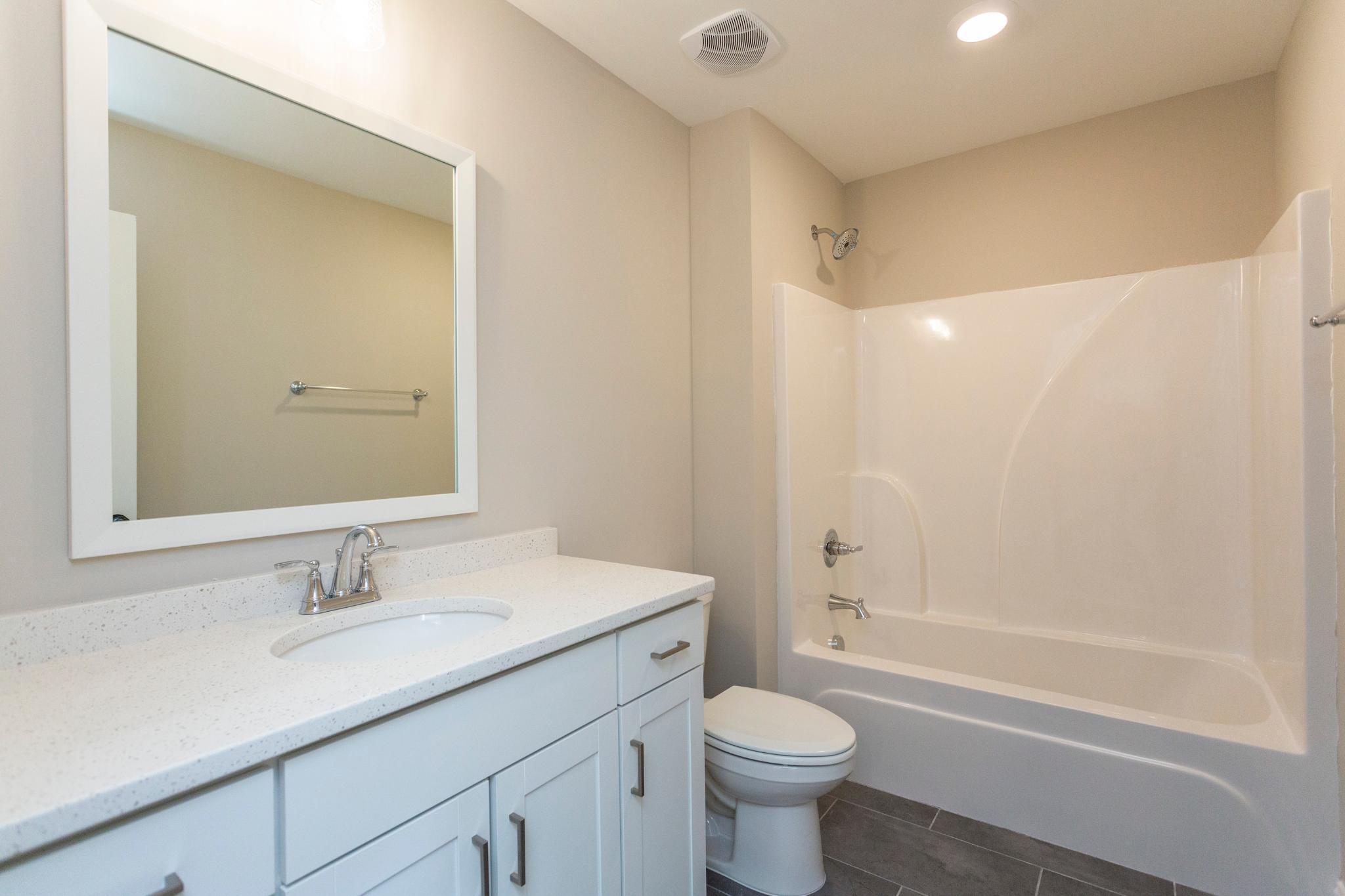 Bathroom featured in the Fletcher By Harris Doyle Homes Inc in Birmingham, AL