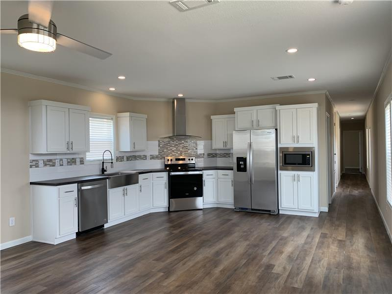 Kitchen featured in the 264 By Harston Woods in Fort Worth, TX