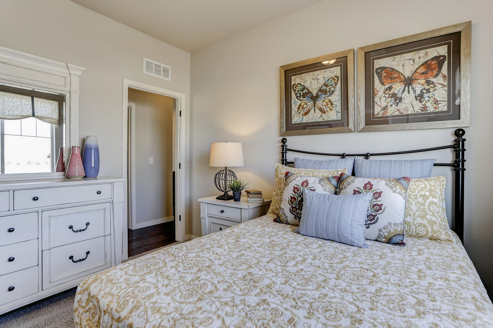 Bedroom featured in the Laurel By Hartford Homes in Fort Collins-Loveland, CO
