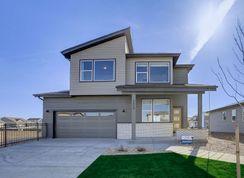 Yellowstone - Hartford Homes at Harvest Village: Wellington, Colorado - Hartford Homes