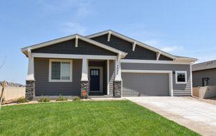 Oak - Hartford Homes at Harvest Village: Wellington, Colorado - Hartford Homes