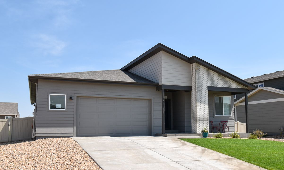Exterior featured in the Oak By Hartford Homes in Fort Collins-Loveland, CO