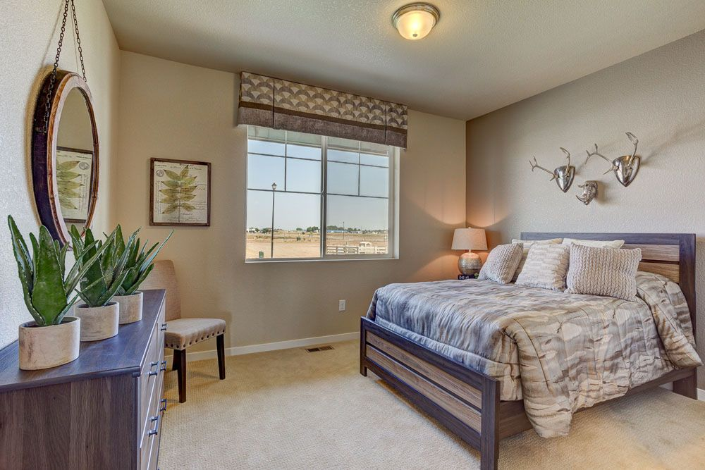 Bedroom featured in the Oak By Hartford Homes in Fort Collins-Loveland, CO