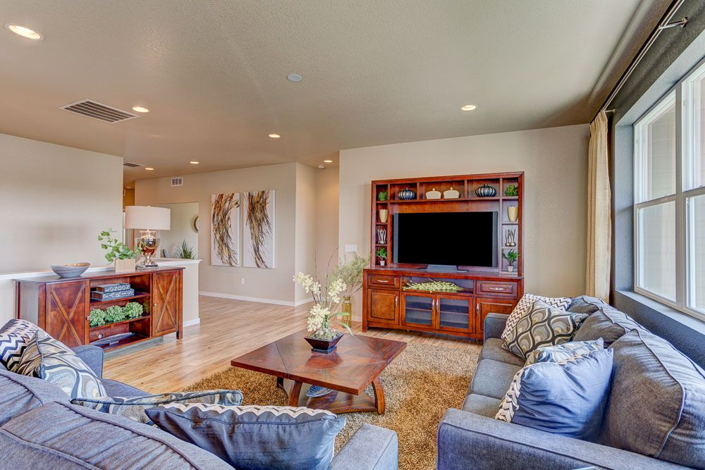 Living Area featured in the Oak By Hartford Homes in Fort Collins-Loveland, CO
