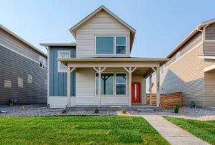 Edison - Hartford Homes at Trailside Single-Family: Timnath, Colorado - Hartford Homes