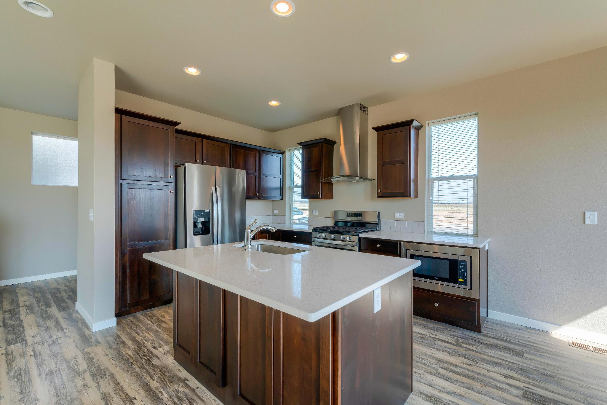 Kitchen featured in the Franklin By Hartford Homes in Fort Collins-Loveland, CO