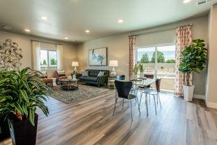 Durango - Hartford Homes at Harvest Village Townhomes: Wellington, Colorado - Hartford Homes