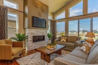 Buckhorn - Hartford Homes at The Retreat at WildWing: Timnath, Colorado - Hartford Homes