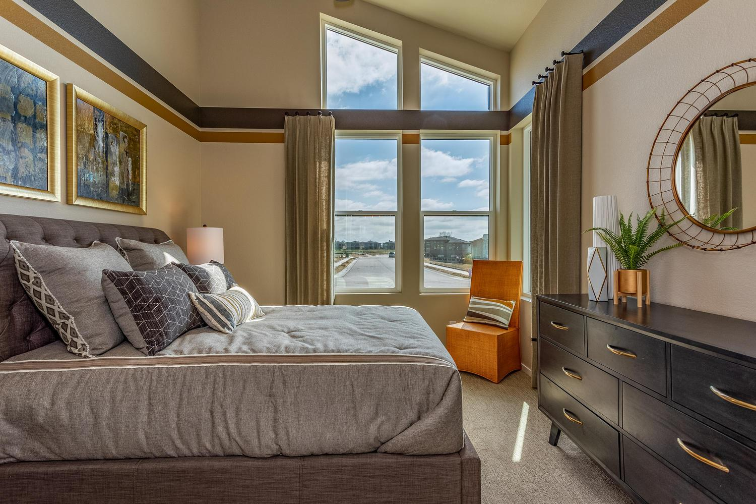Bedroom featured in the Buckhorn By Hartford Homes in Fort Collins-Loveland, CO