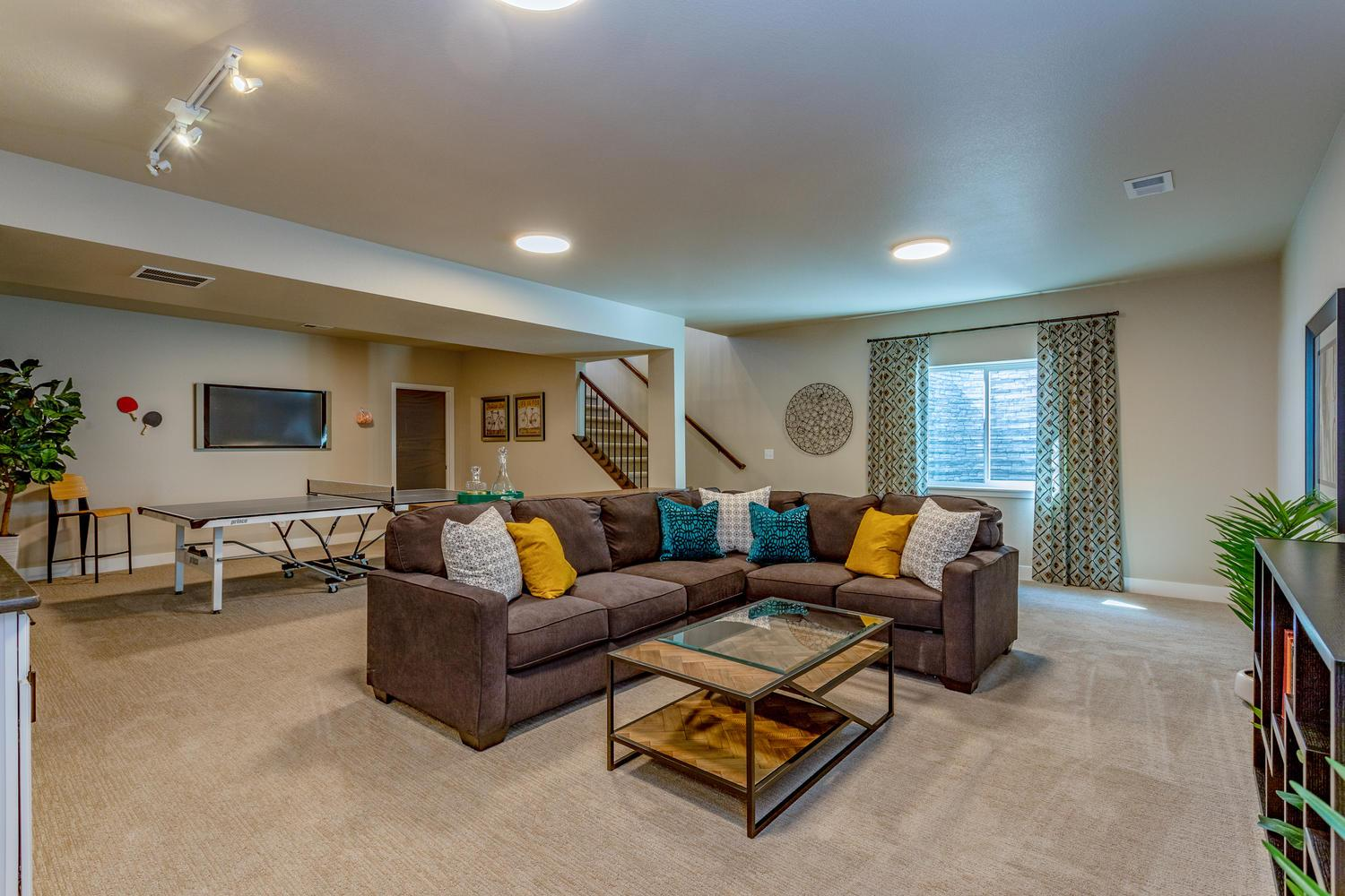 Living Area featured in the Buckhorn By Hartford Homes in Fort Collins-Loveland, CO