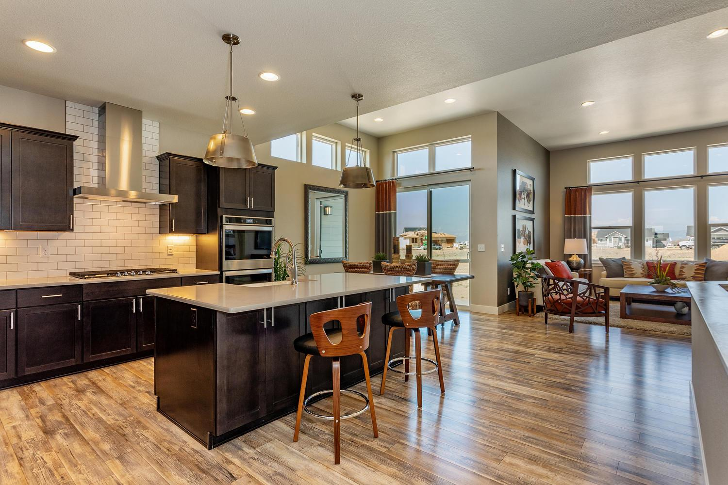 Kitchen featured in the Pateros Creek By Hartford Homes in Fort Collins-Loveland, CO