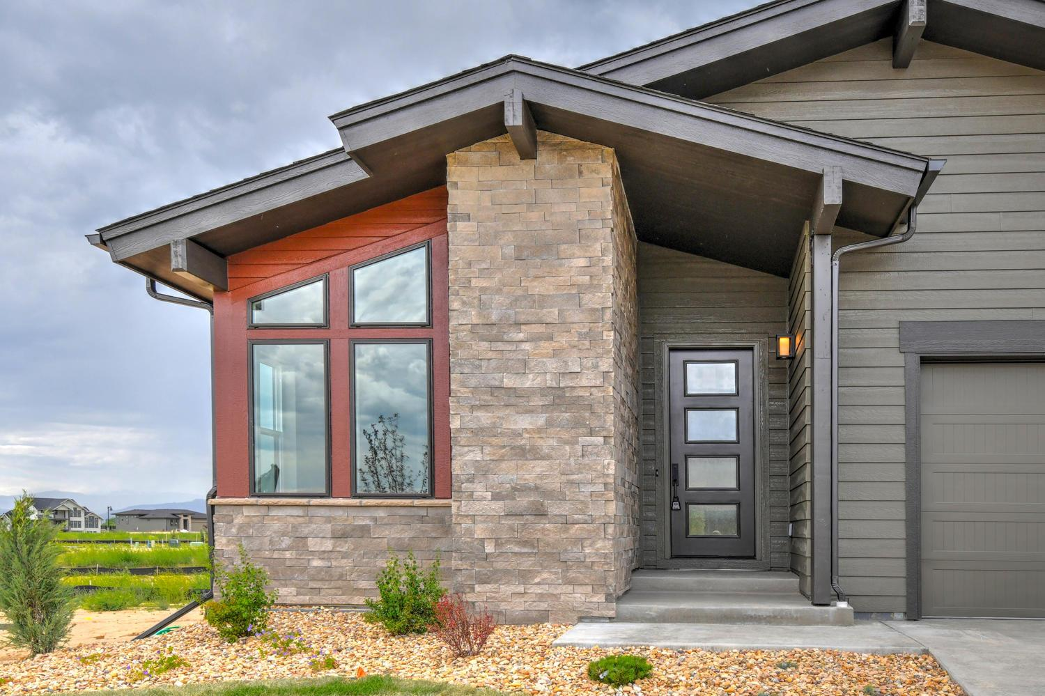 Exterior featured in the Cache la Poudre By Hartford Homes in Fort Collins-Loveland, CO