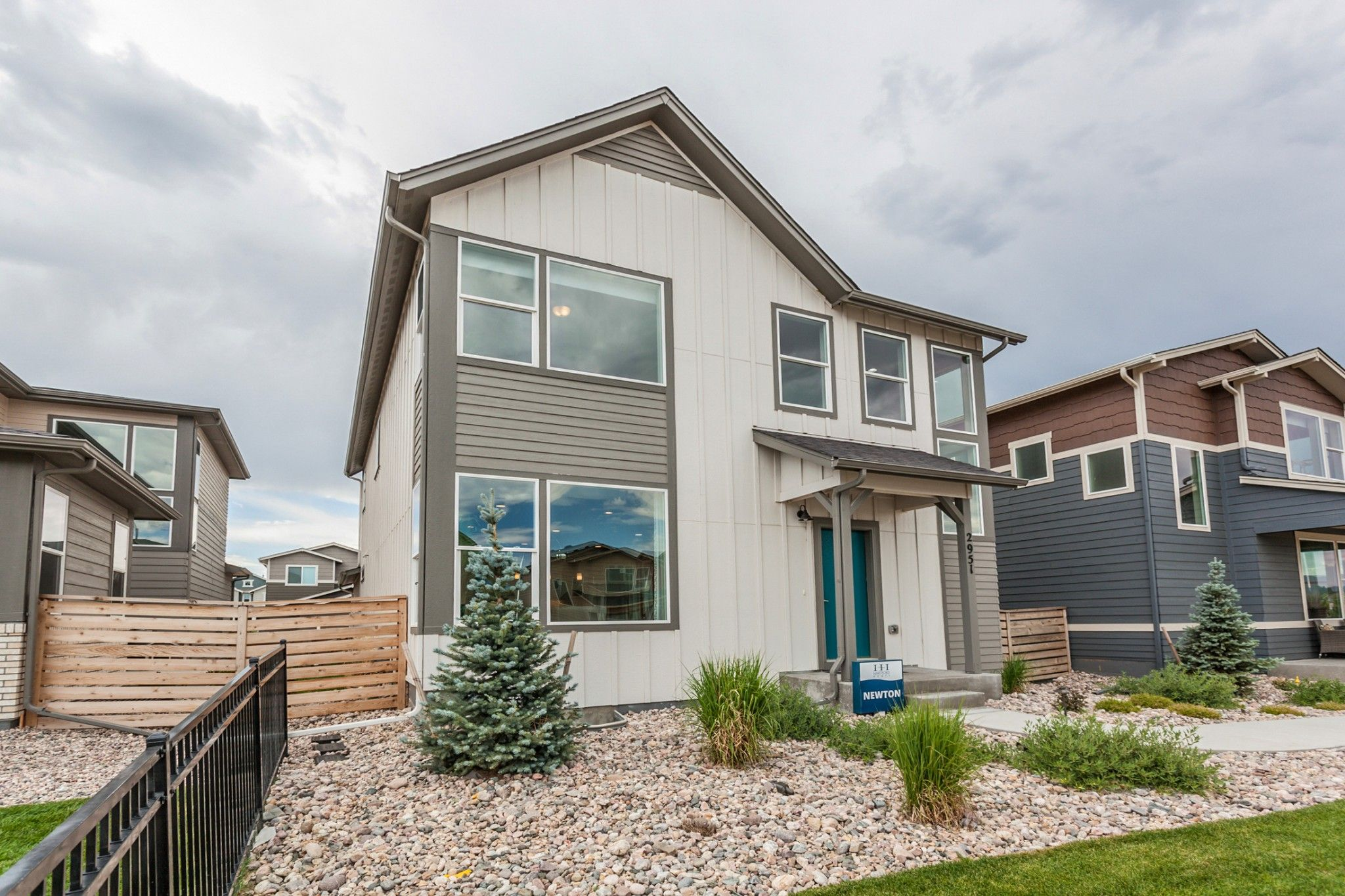 Exterior featured in the Newton By Hartford Homes in Fort Collins-Loveland, CO