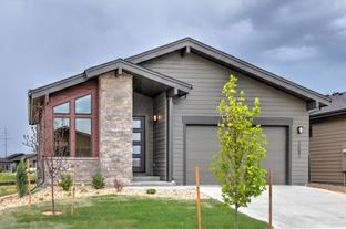 Cache la Poudre - Hartford Homes at The Retreat at WildWing: Timnath, Colorado - Hartford Homes