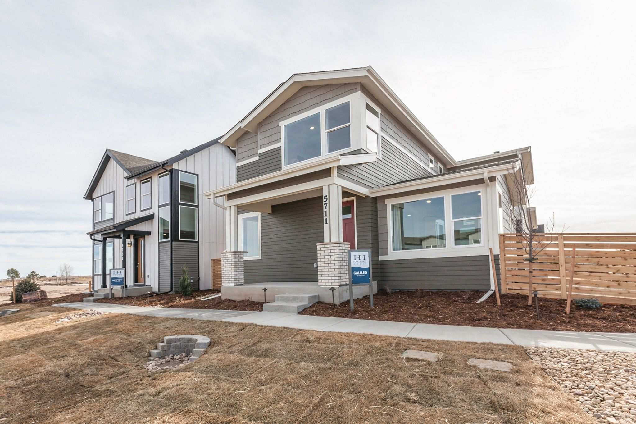 Exterior featured in the Galileo By Hartford Homes in Fort Collins-Loveland, CO