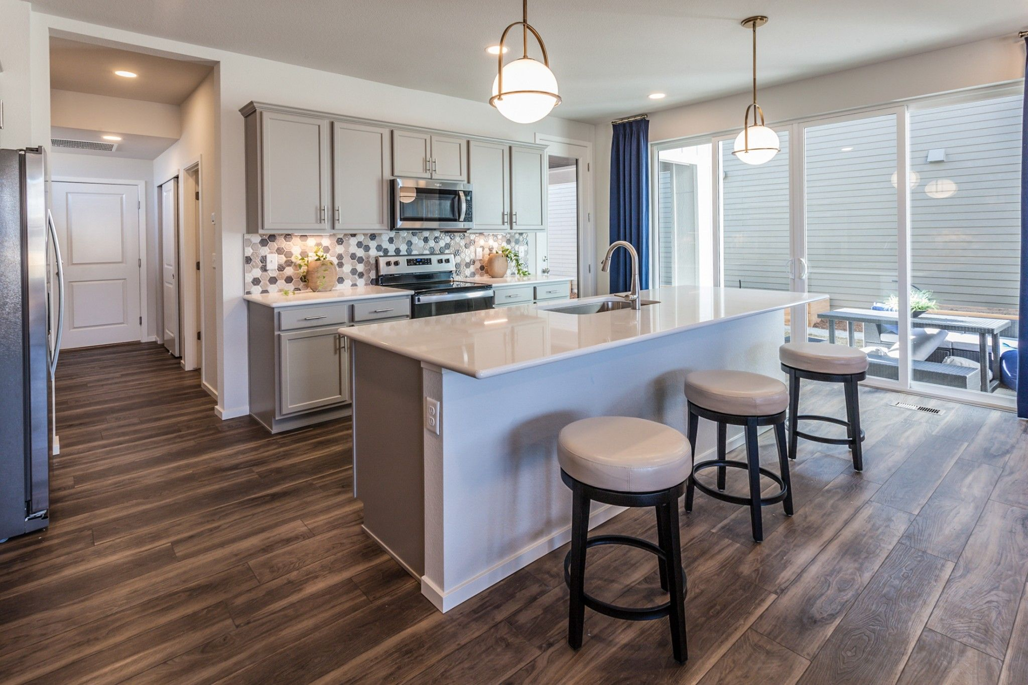 Kitchen featured in the Newton By Hartford Homes in Fort Collins-Loveland, CO