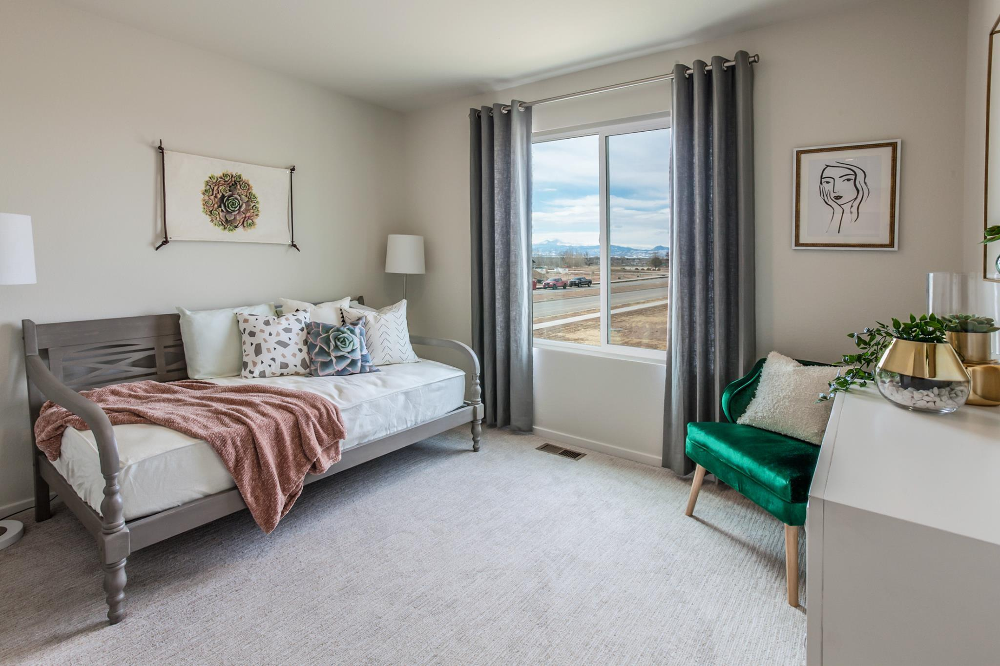 Bedroom featured in the Akin By Hartford Homes in Fort Collins-Loveland, CO