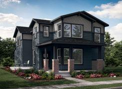 The Tesla - Hartford Homes at Trailside Single-Family: Timnath, Colorado - Hartford Homes