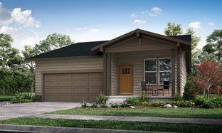 The Austen - Hartford Homes at Northridge Trails Single Family: Greeley, Colorado - Hartford Homes