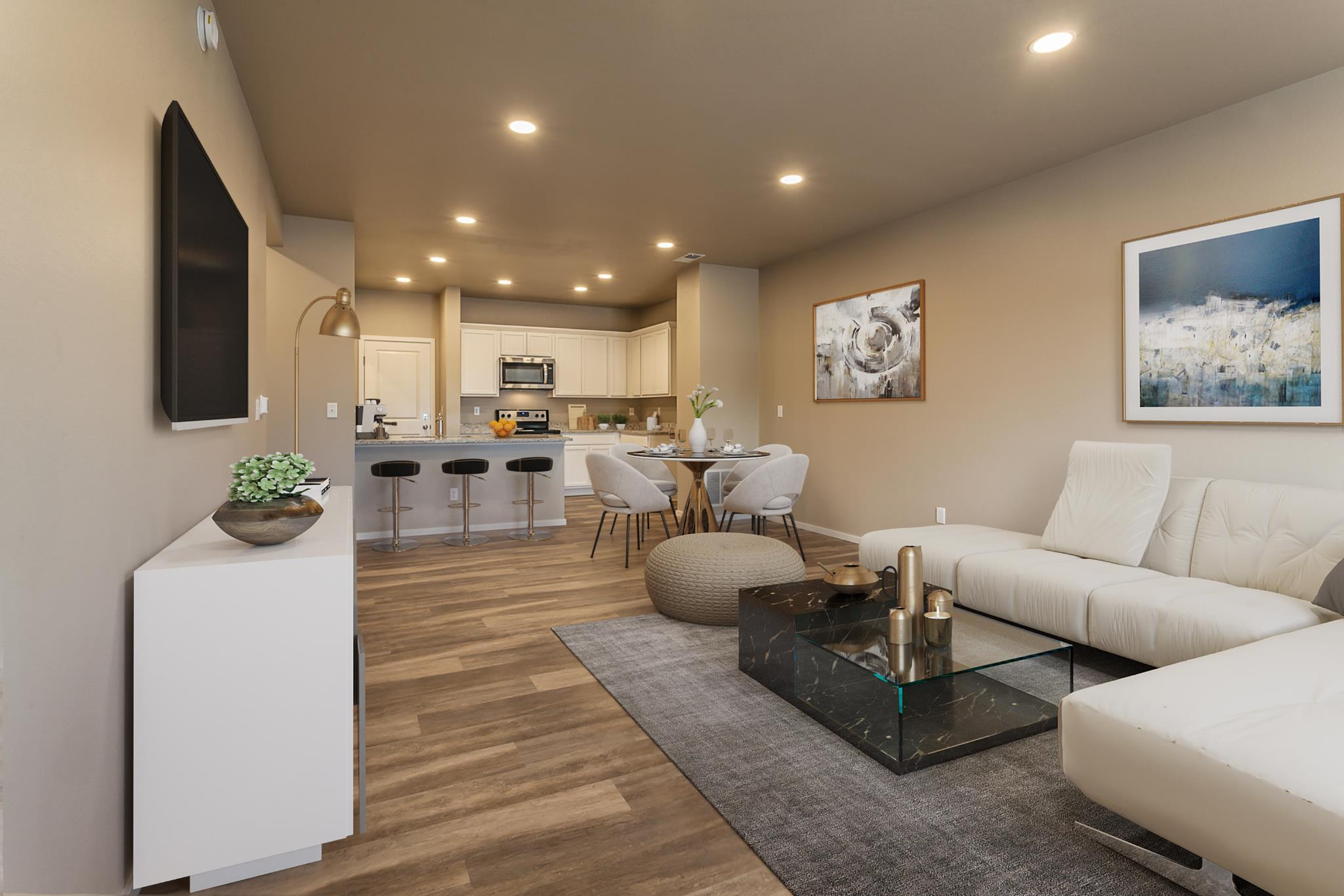Living Area featured in the Ouray By Hartford Homes in Fort Collins-Loveland, CO