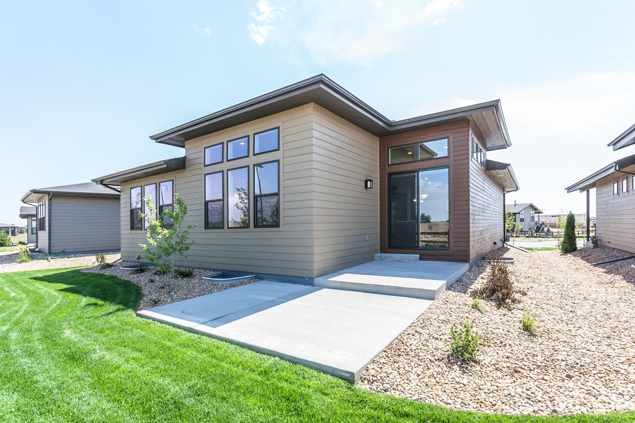 Exterior featured in the Pingree By Hartford Homes in Fort Collins-Loveland, CO