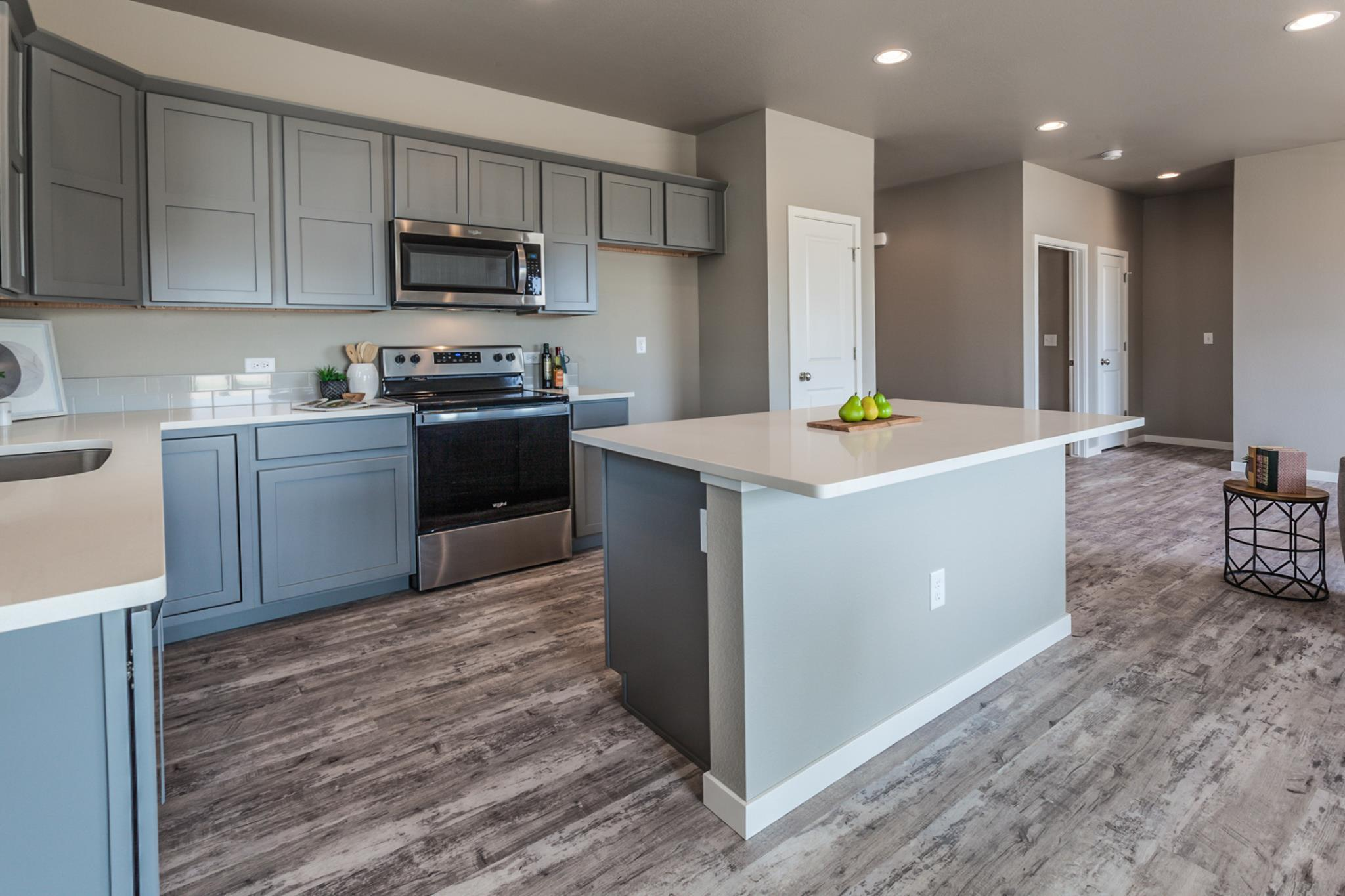 Kitchen featured in the Laurel By Hartford Homes in Fort Collins-Loveland, CO