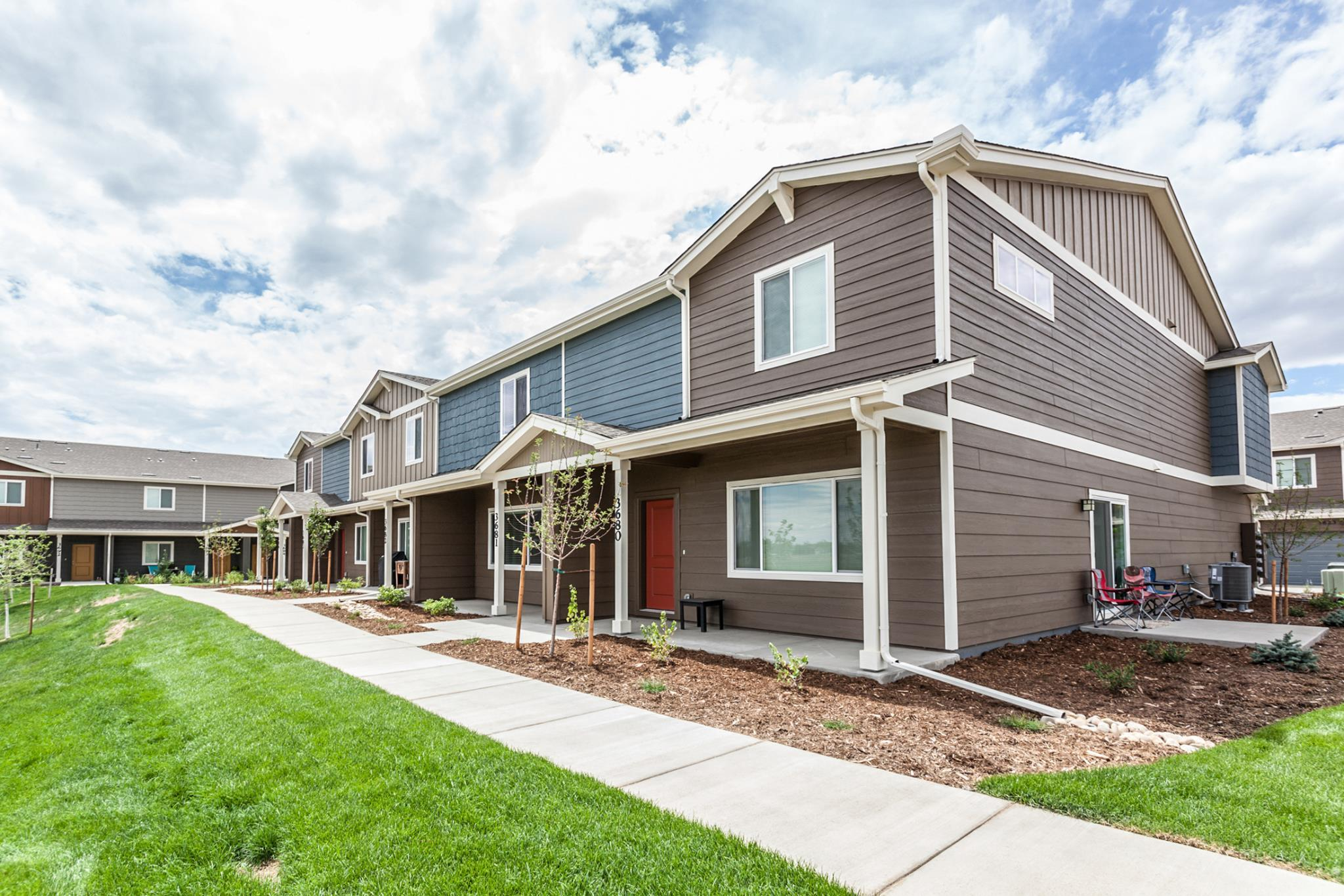 'Hartford Homes at Harvest Village Townhomes' by Hartford Homes in Fort Collins-Loveland